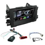 Autoradio Navigation CarPlay et Android Auto DNX5180BTS, DNX451RVS ou DNX8180DABS Mazda CX-5 depuis 2012 et Mazda 6 de 2014 à 2015