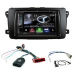 Autoradio 2-DIN GPS NX302E, NX405E, NX505E ou NX706EAutoradio Navigation CarPlay et Android Auto DNX5170BTS, DNX450TR ou DNX8170DABS
