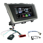 Autoradio Navigation CarPlay et Android Auto DNX5180BTS, DNX451RVS ou DNX8180DABS Mazda 6 de 2008 à 2012