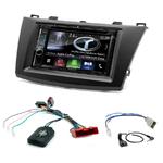 Autoradio Navigation CarPlay et Android Auto DNX5170BTS, DNX450TR ou DNX8170DABS Mazda 3 de 2010 à 2014