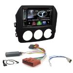 Autoradio Navigation CarPlay et Android Auto DNX5170BTS, DNX450TR ou DNX8170DABS Mazda MX-5 de 10/2005 à 2015