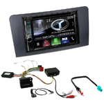 Autoradio Navigation CarPlay et Android Auto DNR4190DABS, DNX5190DABS ou DNX9190DABS Mercedes Benz ML et GL de 2005 à 2011