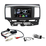 Autoradio Navigation CarPlay et Android Auto DNR4190DABS, DNX5190DABS ou DNX9190DABS Mitsubishi Lancer 2007 à 2010
