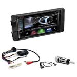 Autoradio Navigation CarPlay et Android Auto DNX5180BTS, DNX451RVS ou DNX8180DABS Mitsubishi Outlander et ASX depuis 2013
