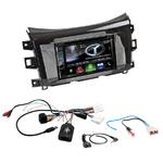 Autoradio Navigation CarPlay et Android Auto DNX5170BTS, DNX450TR ou DNX8170DABS Nissan Navara et NP300 depuis 2015