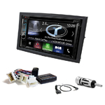 Autoradio Navigation CarPlay et Android Auto DNR4190DABS, DNX5190DABS ou DNX9190DABS Nissan 350Z