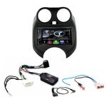 Autoradio Navigation CarPlay et Android Auto DNX5180BTS, DNX451RVS ou DNX8180DABS Nissan Micra de 2011 à 2013