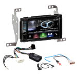 Autoradio Navigation CarPlay et Android Auto DNX5180BTS, DNX451RVS ou DNX8180DABS Nissan Juke de 2010 à 2014