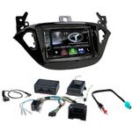 Autoradio Navigation CarPlay et Android Auto DNX5180BTS, DNX451RVS ou DNX8180DABS Opel Adam et Corsa