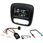 Autoradio Navigation CarPlay et Android Auto DNX5180BTS, DNX451RVS ou DNX8180DABS Opel Vivaro & Renault Trafic depuis 2015
