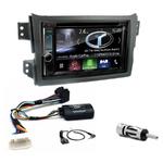 Autoradio Navigation CarPlay et Android Auto DNX5180BTS, DNX451RVS ou DNX8180DABS Suzuki Splash et Opel Agila