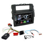 Autoradio Navigation CarPlay et Android Auto DNX5170BTS, DNX450TR ou DNX8170DABS Renault Trafic Opel Vivaro et Nissan Primastar de 2011 à 2014 avec display