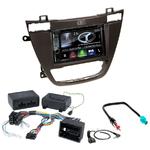Autoradio Navigation CarPlay et Android Auto DNX5170BTS, DNX450TR ou DNX8170DABS Opel Insignia de 2008 à 2013