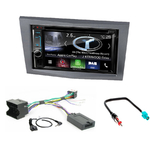 Autoradio Navigation CarPlay et Android Auto DNX5180BTS, DNX451RVS ou DNX8180DABS Opel Antara, Astra, Corsa, et Zafira