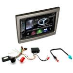 Autoradio Navigation CarPlay et Android Auto DNX5180BTS, DNX451RVS ou DNX8180DABS Porsche 911 997, Boxster & Cayman de 2004 à 2008