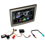 Autoradio Navigation CarPlay et Android Auto DNR4190DABS, DNX5190DABS ou DNX9190DABS Porsche 911 997, Boxster & Cayman de 2004 à 2008