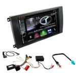 Autoradio Navigation CarPlay et Android Auto DNX5180BTS, DNX451RVS ou DNX8180DABS Porsche Cayenne de 2003 à 2010