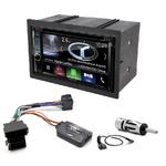 Autoradio Navigation CarPlay et Android Auto DNX5170BTS, DNX450TR ou DNX8170DABS Volkswagen Golf 4, Lupo, Polo et Passat