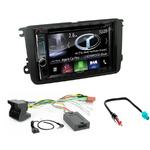 Autoradio Navigation CarPlay et Android Auto DNX5180BTS, DNX451RVS ou DNX8180DABS Seat Leon & Alhambra depuis 2010