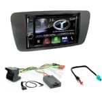 Autoradio Navigation CarPlay et Android Auto DNX5180BTS, DNX451RVS ou DNX8180DABS Seat Ibiza depuis 2008