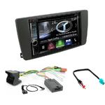 Autoradio Navigation CarPlay et Android Auto DNX5170BTS, DNX450TR ou DNX8170DABS Skoda Octavia depuis 2004 & Yeti depuis 2009