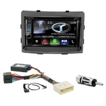 Autoradio Navigation CarPlay et Android Auto DNR4190DABS, DNX5190DABS ou DNX9190DABS Ssangyong Rodius depuis 2013