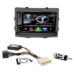 Autoradio Navigation CarPlay et Android Auto DNX5180BTS, DNX451RVS ou DNX8180DABS Ssangyong Rodius depuis 2013