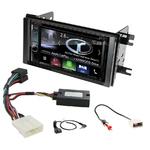 Autoradio Navigation CarPlay et Android Auto DNX5180BTS, DNX451RVS ou DNX8180DABS Subaru Forester & Impreza de 2008 à 2011