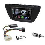 Autoradio Navigation CarPlay et Android Auto DNR4190DABS, DNX5190DABS ou DNX9190DABS Suzuki SX4 S-Cross depuis 2013
