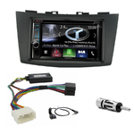 Autoradio Navigation CarPlay et Android Auto DNX5180BTS, DNX451RVS ou DNX8180DABS Suzuki Swift depuis 2011