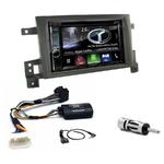 Autoradio Navigation CarPlay et Android Auto DNX5180BTS, DNX451RVS ou DNX8180DABS Suzuki Grand Vitara depuis 2005
