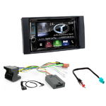 Autoradio Navigation CarPlay et Android Auto DNX5170BTS, DNX450TR ou DNX8170DABS Volkswagen Touareg, T5 Multivan, Caravelle & Transporter