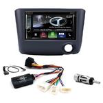 Autoradio Navigation CarPlay et Android Auto DNX5170BTS, DNX450TR ou DNX8170DABS Toyota Yaris de 2003 à 2006