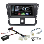 Autoradio Navigation CarPlay et Android Auto DNR4190DABS, DNX5190DABS ou DNX9190DABS Toyota Yaris depuis 2013