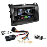 Autoradio Navigation CarPlay et Android Auto DNX5180BTS, DNX451RVS ou DNX8180DABS Toyota Land Cruiser Prado et Lexus GX-470 de 2003 à 2009
