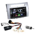 Autoradio Navigation CarPlay et Android Auto DNX5170BTS, DNX450TR ou DNX8170DABS Toyota Corolla Verso de 2004 à 2009