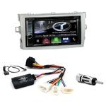 Autoradio Navigation CarPlay et Android Auto DNX5170BTS, DNX450TR ou DNX8170DABS Toyota Verso de 2008 à 2011