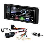 Autoradio Navigation CarPlay et Android Auto DNX5180BTS, DNX451RVS ou DNX8180DABSToyota Hilux de 2007 à 2012