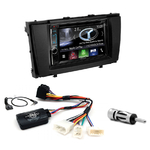 Autoradio Navigation CarPlay et Android Auto DNR4190DABS, DNX5190DABS ou DNX9190DABS Toyota Avensis depuis 2009