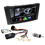 Autoradio Navigation CarPlay et Android Auto DNX5170BTS, DNX450TR ou DNX8170DABSToyota Avensis de 2003 à 2009