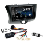 Autoradio Navigation CarPlay et Android Auto DNR4190DABS, DNX5190DABS ou DNX9190DABS Toyota Yaris 1999 à 2003