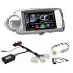 Autoradio Navigation CarPlay et Android Auto DNX5170BTS, DNX450TR ou DNX8170DABSToyota Yaris de 10/2011 à 07/2014