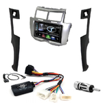 Autoradio Navigation CarPlay et Android Auto DNR4190DABS, DNX5190DABS ou DNX9190DABS Toyota Yaris 2007 à 2011