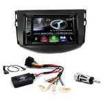 Autoradio Navigation CarPlay et Android Auto DNR4190DABS, DNX5190DABS ou DNX9190DABS Toyota Rav4 2006 à 2013