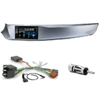Alfa Romeo Giulietta de 2010 à 2013 : Poste radio 2-DIN avec CD/USB/Bluetooth avec ou sans écran tactile