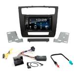 BMW Série 1 E81 E82 E87 E88 de 2006 à 2012 : Poste radio 2-DIN avec CD/USB/Bluetooth avec ou sans écran tactile