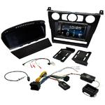 BMW Série 5 E60 de 2003 à 2007 : Poste radio 2-DIN avec CD/USB/Bluetooth avec ou sans écran tactile
