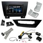 BMW X1 de 2009 à 2015 : Poste radio 2-DIN avec CD/USB/Bluetooth avec ou sans écran tactile