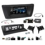 BMW X3 de 2004 à 2010 : Poste radio 2-DIN avec CD/USB/Bluetooth avec ou sans écran tactile