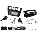 Pack autoradio GPS BMW Série 3 de 2005 à 2012 - iLX-702D, iLX-F903D, INE-W611D ou INE-W720D au choix